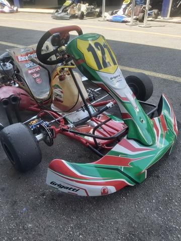 Kart shifter birel c motor tm k9c