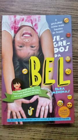 Livro segredos da bel para meninas