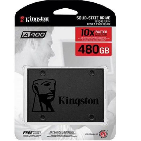 Ssd kingston 480gb lacrado/original