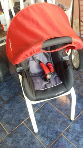 Carrinho/bebê conforto kiddo