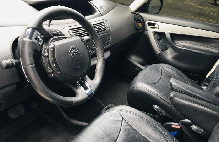 Citroën c4 picasso la luna 2.0 16v bva (aut) / 2013
