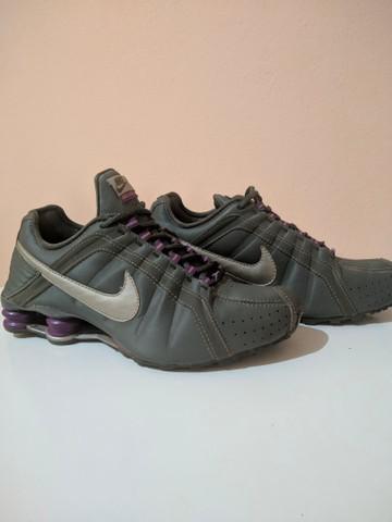 Nike shox jr. original relíquia. n°36
