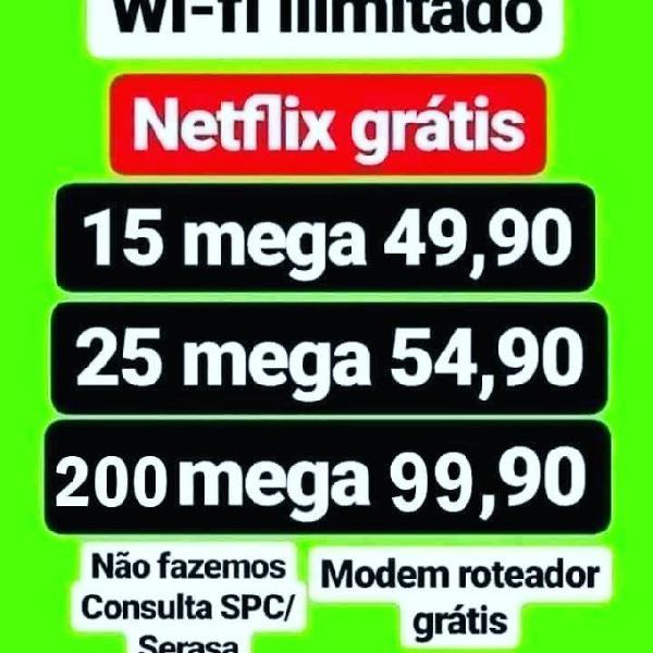 Internet de fibra ?