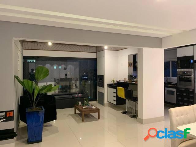 Apartamento locação chacará santo antonio, 3 quartos 1 suite, 2 vaga,105m