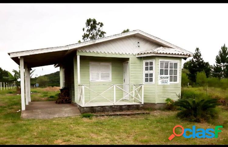 Sitio com 2.103m², acesso em rua pavimentada, Águas Claras, Viamão. 1