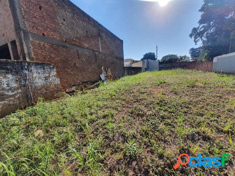 Terreno Comercial 480 m² em Artur Nogueira - SP 1
