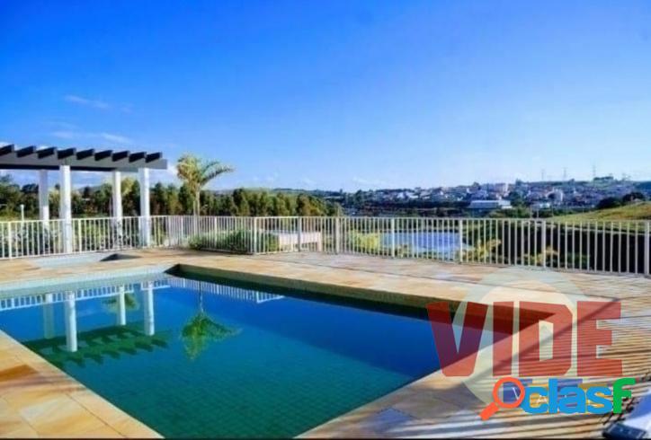 Lote residencial com 630 m², em loteamento de alto padrão, em taubaté
