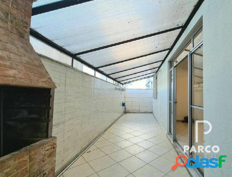 Área privativa com 02 quartos a venda na nova suíssa