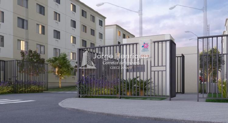Apartamento à venda no paciência - rio de janeiro, rj.