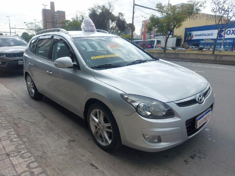 Hyundai i30 cw 2.0 gls prata 2011/2011 - são bernardo do