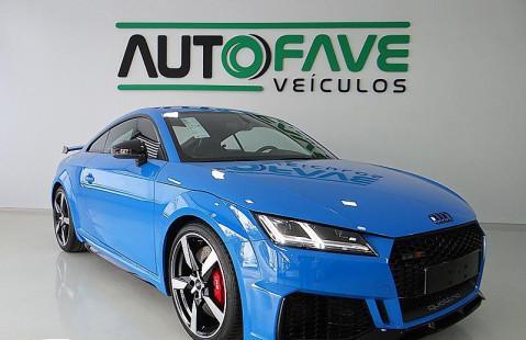 Audi - tt rs 2.5 tfsi quattro coupé