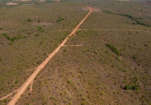 Fazenda na zona rural, paranatinga - mt