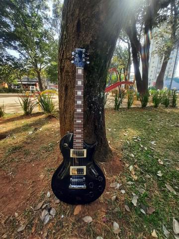 Guitarra les paul walzack v rod studio pro (impecável,