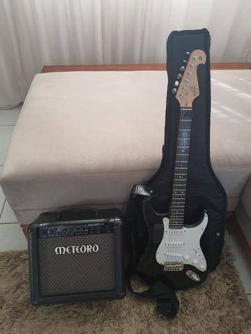 Guitarra tagima t735 special series + cubo meteoro nitrous