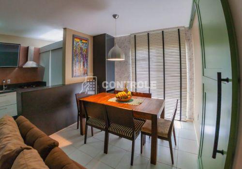 Lindo e aconchegante apartamento no clube residencial garden