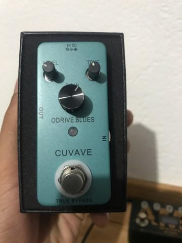 Pedal odrive blues cuvave (clone boss blues drive)