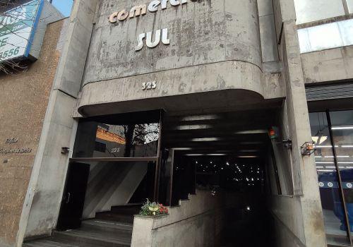 Sala comercial excelente localização