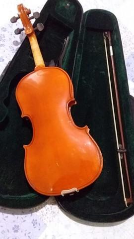 Violino michael modelo vnm 40. aceito cartão.
