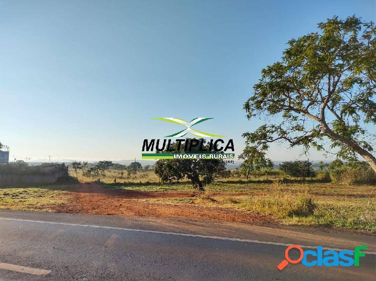 Área comercial para alugar em uberlândia mg com 10.000 m² por r$ 5.000 mês