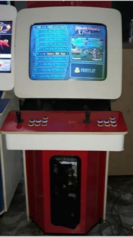 Fliperama multijogos de 2600 jogos
