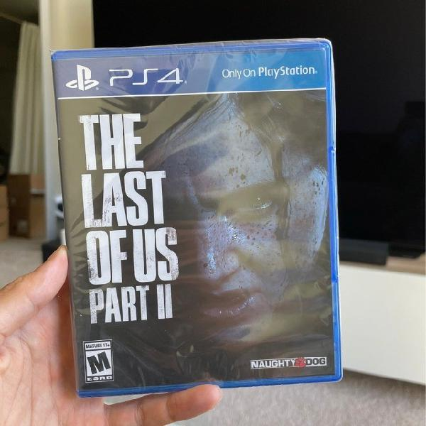 Jogo the last of us part 2 + the last of us part 2 especial
