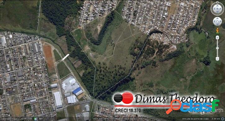 Vende área 270.000 m² - bairro de bonsucesso - guarulhos -sp