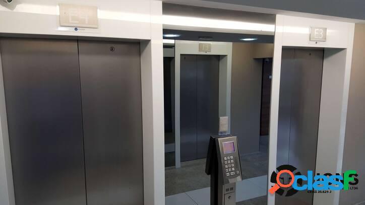 Sala comercial 316 m2 - nova berrini 14º andar,