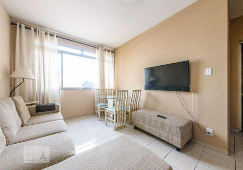 Apartamento para aluguel - botafogo, 1 quarto, 40 m² -