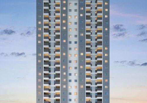 Aptos 2 dorms, 35 a 42 m², infinity home club, vila sul