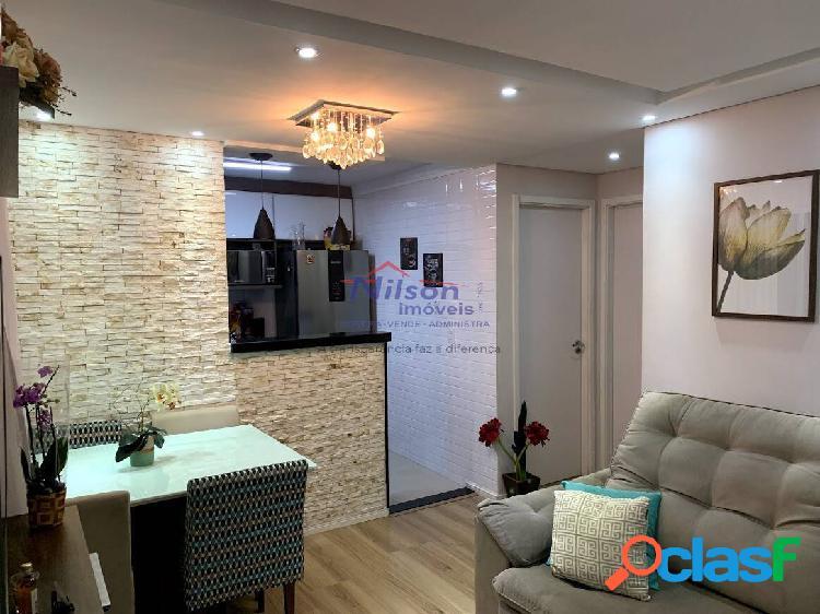 Vende-se apartamento. condomínio residencial parque santa tereza