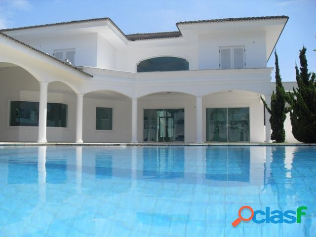Vende sobrado - 6 suites - 4 vagas - j. acapulco - guarujá