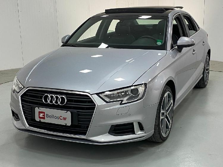Audi a3 2.0 performance prata 2018/2019 - curitiba 1651385