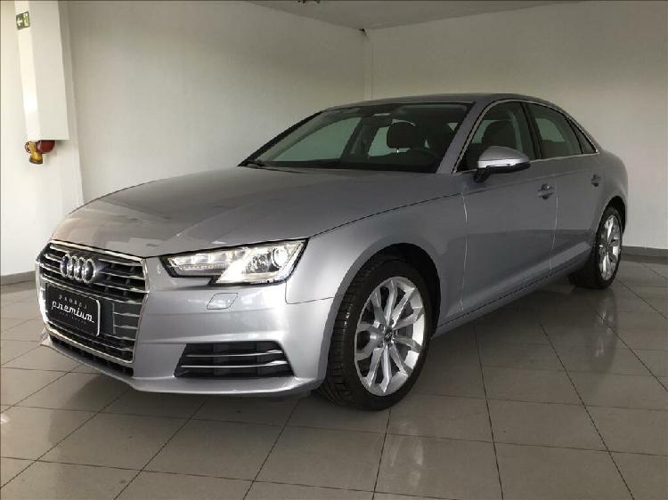Audi a4 2.0 ambiente prata 2017/2018 - campinas 1631816