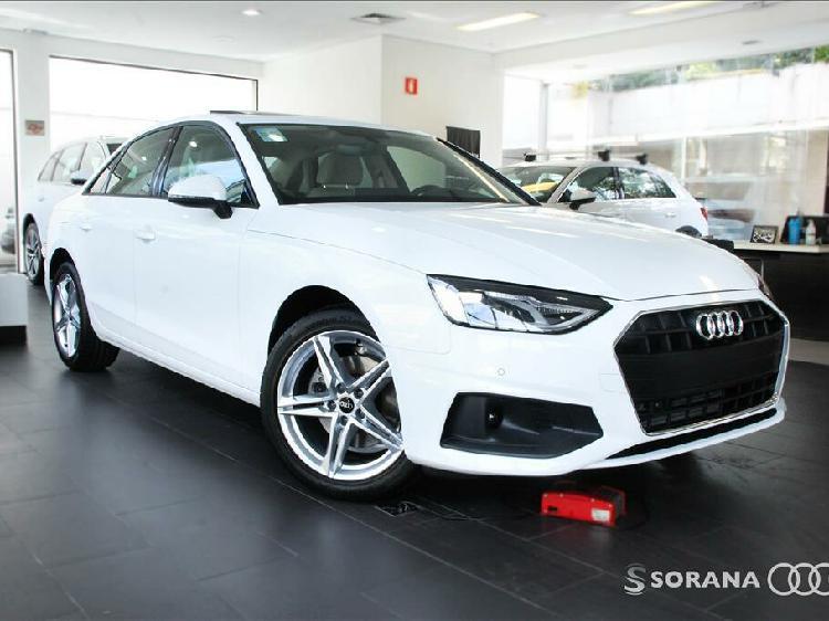 Audi a4 2.0 prestige branco 2021/2021 - são paulo 1573049