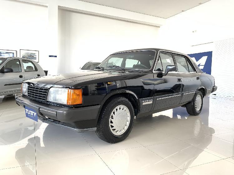 Chevrolet opala 4.1 diplomata se preto 1988/1988 - goiânia