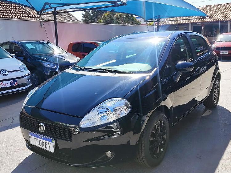 Fiat punto 1.4 elx 8v preto 2008/2009 - goiânia 1593046