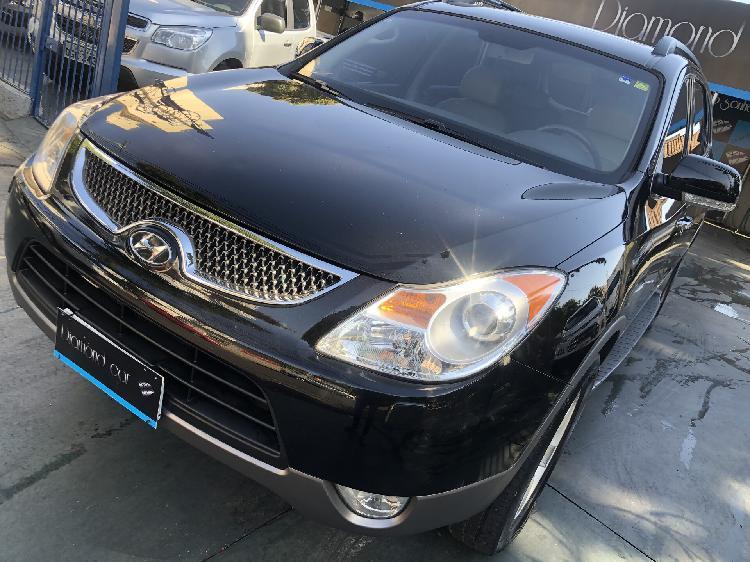 Hyundai vera cruz 3.8 gls 4wd v6 preto 2009/2010 - goiânia