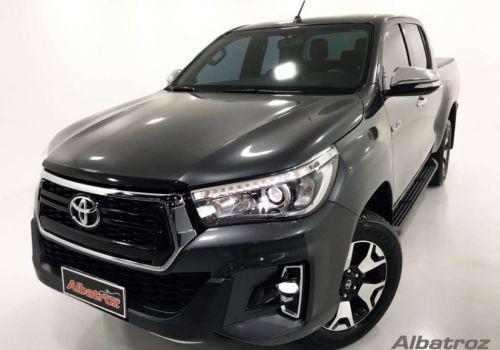 Toyota hilux 2020 por r$ 268.500, ponta grossa, pr