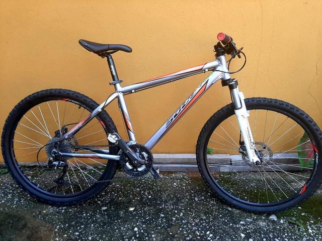 Bicicleta mtb soul aro 26