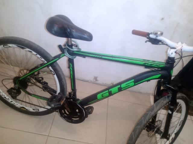 Bicicleta gts m5