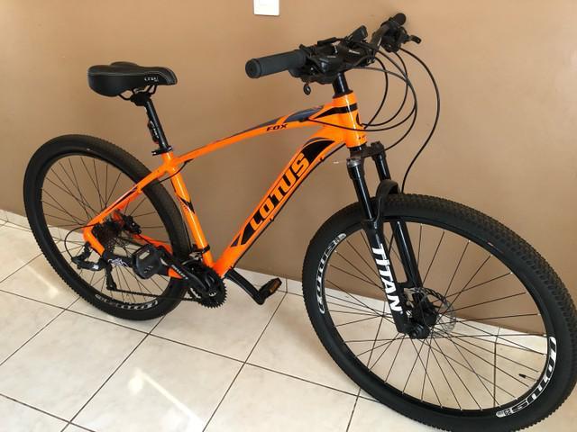 Bike lotus fox 27v
