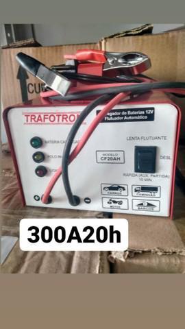 Carregador de bateria 300300a20h_varejo e atacado entrega a