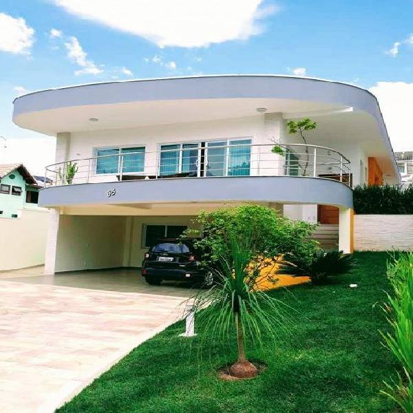 Casa de condomínio alto padrão para venda com 305 metros