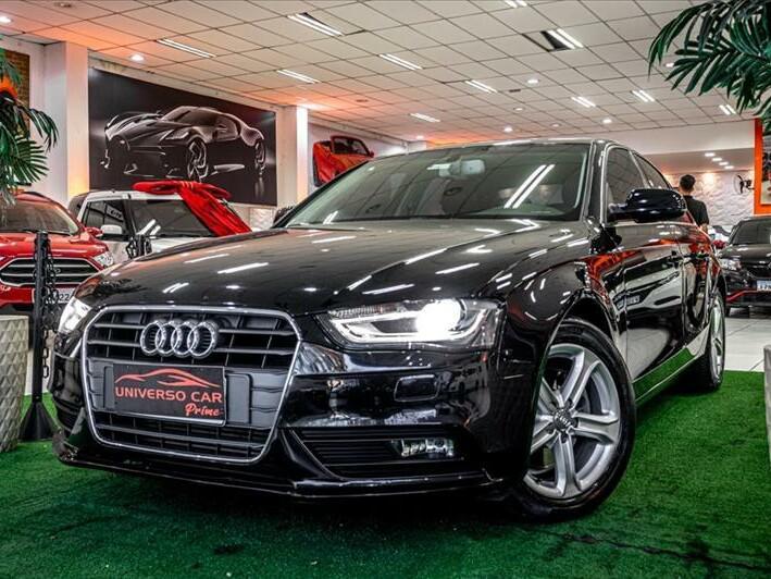 Audi a4 1.8 ambiente preto 2014/2015 - são paulo 1663515