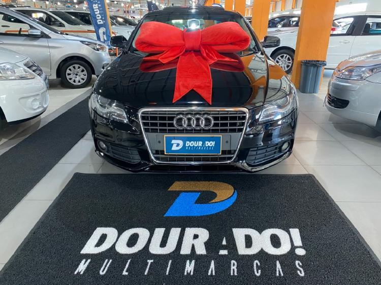 Audi a4 2.0 tfsi preto 2011/2011 - curitiba 1661534