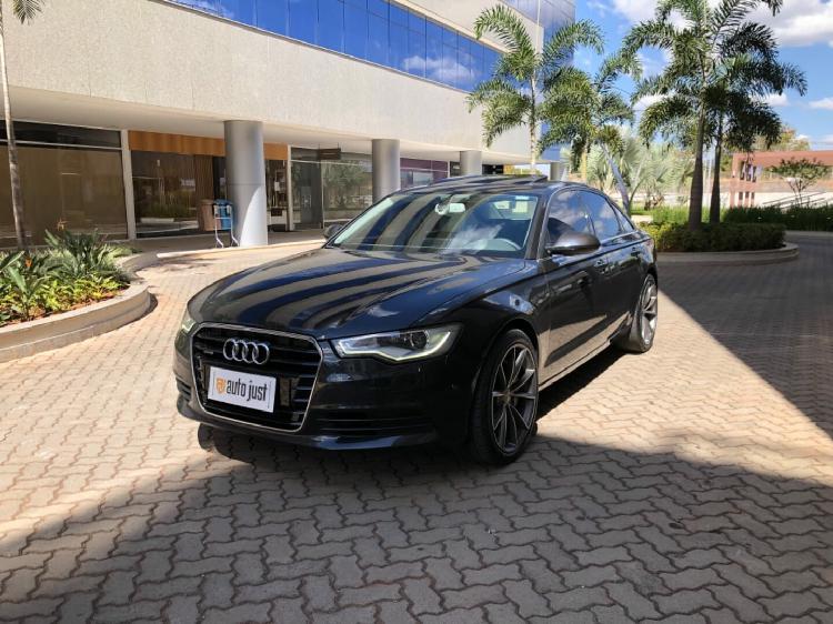Audi a6 3.0 quattro v6 cinza 2011/2011 - brasília 1665350