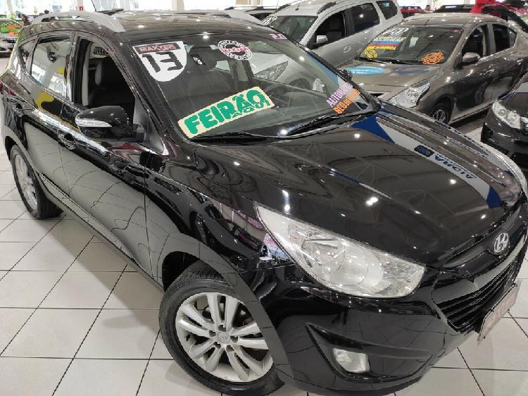 Hyundai ix35 2.0 gls preto 2013/2013 - são paulo 1665459