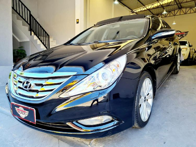 Hyundai sonata 2.4 16v preto 2011/2012 - são paulo 1666888
