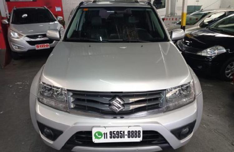 Suzuki vitara 2.0 16v 4x24x4 5p aut / 2014