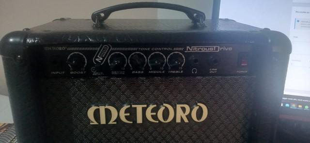 Amplificado meteoro nitrous drive 30w